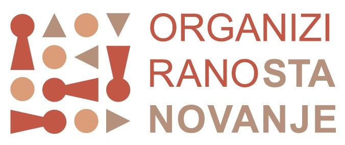 Logotip organizirano stanovanje